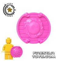 Product shot BrickTW - Fighting Shield - Pink