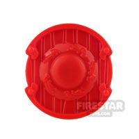 Product shot BrickTW - Fighting Shield - Red