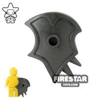 Product shot BrickWarriors - Demon Shield - Steel