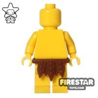Product shot BrickWarriors - Gladiator Skirt - Brown