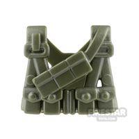 Product shot BrickWarriors US Gunner Suspenders