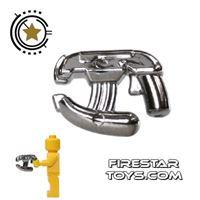 Product shot Brickarms - Energy Pistol - Chrome Silver
