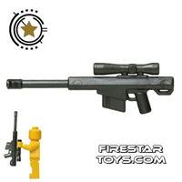Product shot Brickarms -  HCSR - Gunmetal