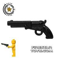 Product shot Brickarms - M1851 Navy Revolver - Black