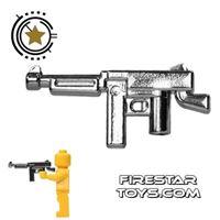 Product shot Brickarms - M1A1 - Chrome Silver