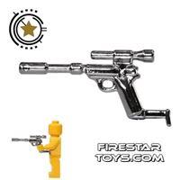 Product shot Brickarms - Spy Carbine - Chrome Silver