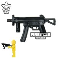 Product shot CombatBrick - CB5K Submachine Gun - Black