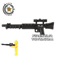 Product shot CombatBrick - WWII German FG42 Light Machine Gun - Black