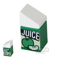 Product shot Custom Design - Apple Juice