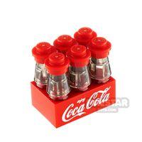 Product shot Custom Design Coca Cola Drink Bottles
