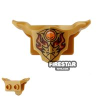 Product shot LEGO - Armour Breastplate - Eris Flame