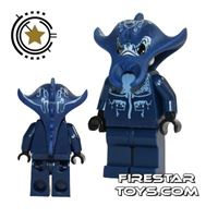 Product shot LEGO Atlantis Mini Figure - Manta Warrior