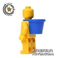Product shot LEGO - Backpack - D-Basket - Blue