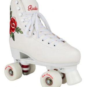 Rookie Roller Quad Skate - Rosa White - Kids