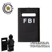Product shot SI-DAN - FBI Bulletproof Shield
