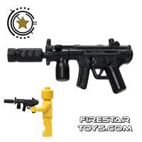 Product shot SI-DAN - MP5K - Black