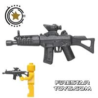 Product shot SI-DAN - SG552_S - Iron Black
