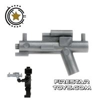 Product shot The Little Arms Shop - Smugglers Pistol - Silver