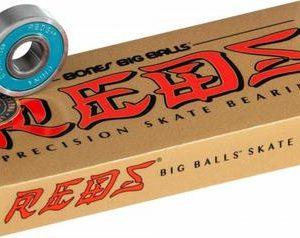 Bones Bearings Big Balls Reds (8 Pk)