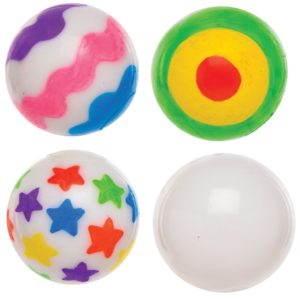 Design Your Own Light-up Bouncy Balls (Pack of 4)