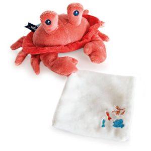 19cm Newborn Crab Comforter