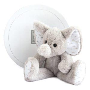 25cm Elephant Cuddle Buddy - HO2948