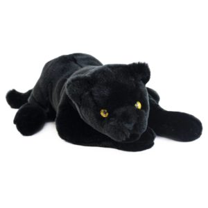 40cm Panther Soft Toy - HO2961