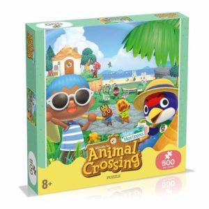 Animal Crossing 500pc Jigsaw Puzzle