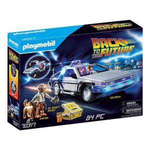 Back to the Future DeLorean 70317