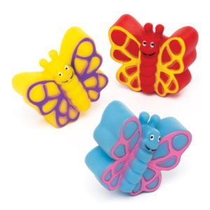 Butterfly Water Squirters (Pack of 4)