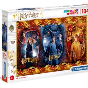 Clementoni Harry Potter 104 piece Jigsaw