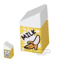 Product shot Custom Design - Banana Milk