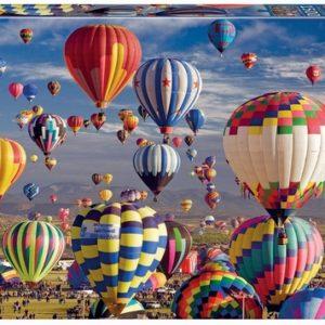 EDUCA Hot Air Balloons 1500 Piece Jigsaw Puzzle