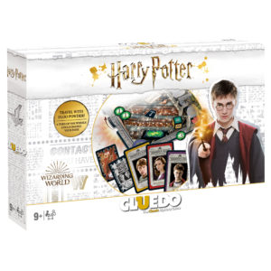 Product shot Harry Potter Cluedo Board Game