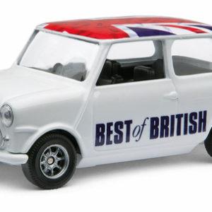Corgi Best of British Classic White Mini