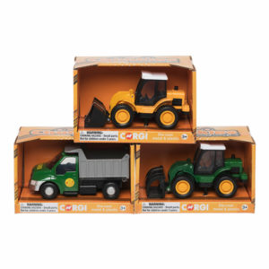 Corgi CHUNKIES Agriculture Vehicles Bundle EXCLUSIVE TO WHSMITH