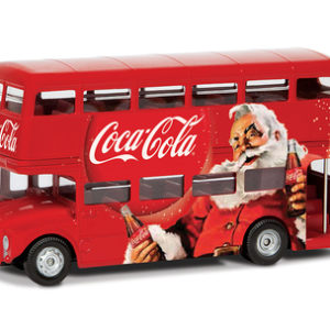 Corgi Coca-Cola Christmas London Bus