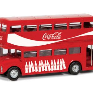 Corgi Coca-Cola London Bus