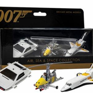Corgi James Bond Air Sea and Space Collection