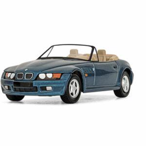 Corgi James Bond - BMW Z3 - Goldeneye