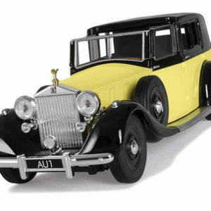 Corgi James Bond Goldfinger Rolls Royce