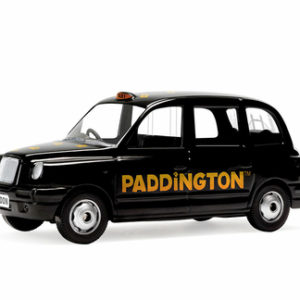 Corgi Paddington Bear London Taxi and Paddington Bear Figure