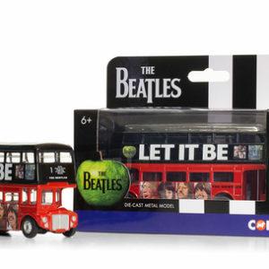 Corgi The Beatles - London Bus - Let It Be