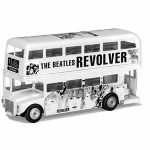 Corgi The Beatles - London Bus - Revolver