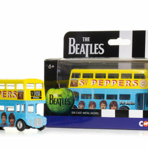 Corgi The Beatles - London Bus - Sgt Pepper s Lonely Hearts Club Band