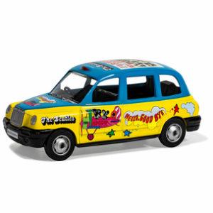 Corgi The Beatles - London Taxi - Hello Goodbye