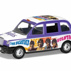 Corgi The Beatles - London Taxi - Hey Jude