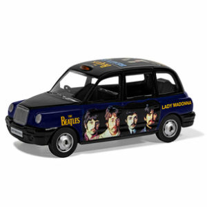 Corgi The Beatles - London Taxi - Lady Madonna