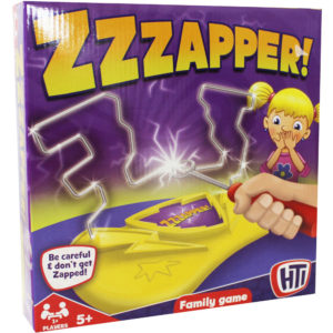 Product shot Zzzapper Family Game